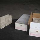6箱限定!ブリックタイルコーナー材 1箱500円でご提供致します!