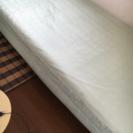 【無料】訳あり ベッド 脚つきマットレス
