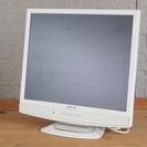 19インチスクエア液晶ディスプレイ スピーカー内蔵 LCD-AD1...
