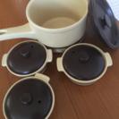【値下げ】鍋&器セット
