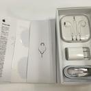新品未使用 iPhone 純正 イヤフォン ACアダプタ 充電ケーブル