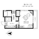 JR蕨駅 徒歩3分【1日3,300円~】マンスリーイコム蕨8/F・...