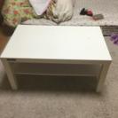 無料 IKEA テーブル 白