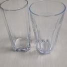 【決まりました】無料 グラス2個 取りに来てくださる方のみ