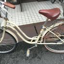 24インチの自転車