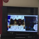 ハイバックテレビボード