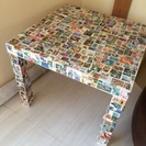カスタマイズテーブル