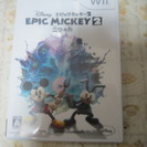 Wii ソフト EPIC MICKEY 2 新品同様