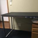 パソコンテーブル ブラック