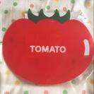トマトな、まな板。非売品。