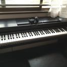 ヤマハ電子ピアノ 椅子、SONYイヤホン付き