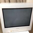 パナソニック21型ブラウン管TV
