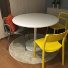 IKEA テーブル差し上げます(ほぼ新品)