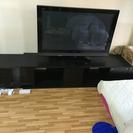 テレビ台 かなり大きいです