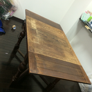 木製2ウェイテーブル