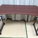 ニトリ  ベッド用テーブル(FBD6009)