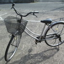 26インチ中古自転車あげます