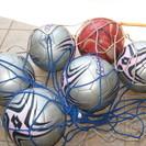 ★体育館で使用のフットサルボール5個★ おまけボール1個付き