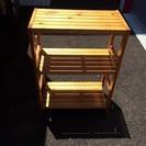 木製の収納家具