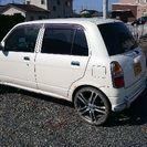 ミラジーノ 4WD