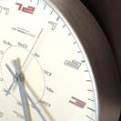 オシャレ!アートワークスタジオの掛け時計