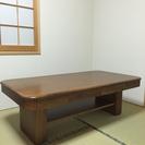 【取引中】木製のテーブル きれいです♪