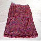 ニコル。アジアン風スカート♡