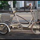 ★リサイクル(再生)自転車・中古自転車・ブリヂストン三輪自転車・1...
