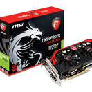 MSI GTX 780 3GB NVIDIA GeForce gtx