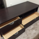 緊急値下げ 外国製 高級テレビボード 購入価格17万8000円