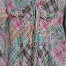 【お値下げ】✨可愛いパッチワークシャツ