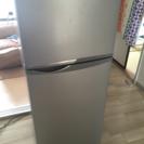 シャープ冷蔵庫118L