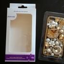 iPhone5/5sカバー スマホカバー デコ電 スマホケース 未...