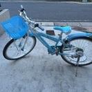 子供用自転車Panasonic22インチ