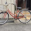古いごく普通の自転車を無料でお譲り致します!