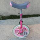 一輪車14インチ ブリヂストン ピンク