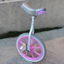 一輪車18インチ ピンク 美品