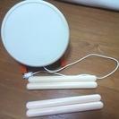太鼓の達人Wiiのタタコンお売りします。ソフトも販売可【大阪駅】手渡し