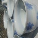 茶器セット(湯呑みX5、急須X1)