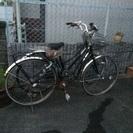 自転車2台まとめて差し上げます!