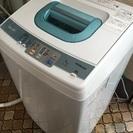 2010年 日立 5kg 洗濯機  風乾燥