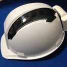 作業用ヘルメット 業務用 送風機付