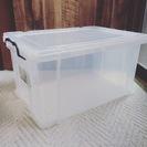 プラスチック製収納BOX