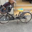 (前)子ども乗せ自転車を安くお譲りします!