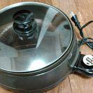 小型電機グリル鍋