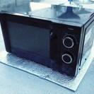 2010年製★ツインバード 電子レンジ ★DR-D215 50Hz用