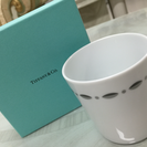 ティファニーマグカップ