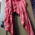 (値下げ‼)ヨガ、民族舞踊に!  インドのズボン、サルワール、パン...