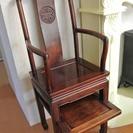 【お取引き中...】子供用ごはんの椅子/ダイニングチェア-/アンティーク