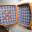 FIELD CHAMP バスケットと食器セット